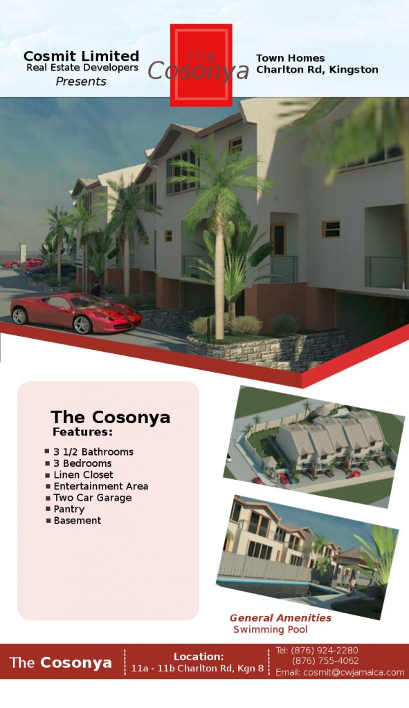 The Cosonya